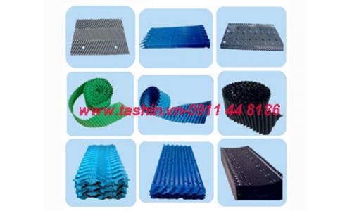 Tấm tản nhiệt nước-filling giải nhiệt PVC chất lượng