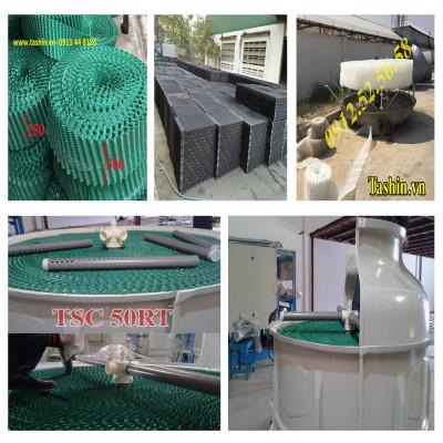 Tấm tản nhiệt nước PVC - nguyên lý hoạt động