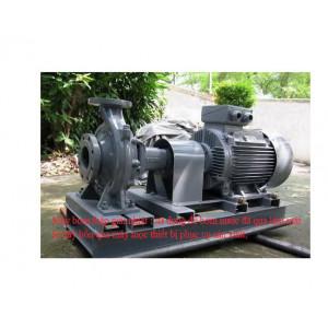 Lắp đặt máy bơm Teco 3HP trên toàn quốc