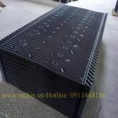 Tấm tản nhiệt 1000x1000 cho tháp giải nhiệt vuông