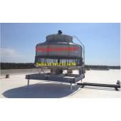 Lắp đặt Tháp giải nhiệt Tashin 500RT