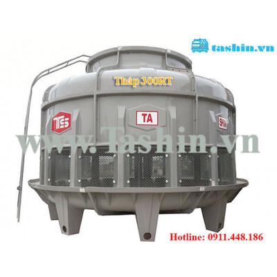 Tháp giải nhiệt nước 300RT lắp đặt tại Hồ Chí Minh