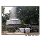 Lắp đặt tháp giải nhiệt nước 250RT trên toàn quốc