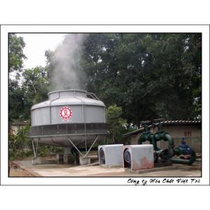 Lắp đặt tháp giải nhiệt 30RT tại Hà Nội