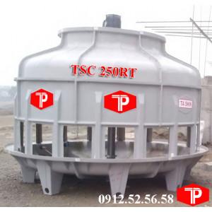 Lắp đặt tháp giải nhiệt nước Tashin 250RT tại Hà Nội