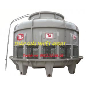 Tháp giải nhiệt nước 400RT - Lắp đặt và phân phối trên toàn quốc