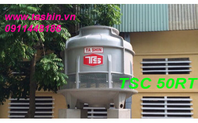 Tháp giải nhiệt nước công nghiệp 50RT