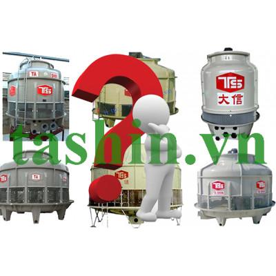 Tháp giải nhiệt tashin - cấu tạo - nguyên lý hoạt động